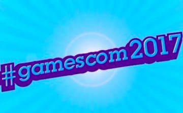 Gamescom 2017 in der Koelnmesse