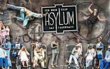 Zirkus des Horrors - Asylum vom 25.05. - 10.06.2018