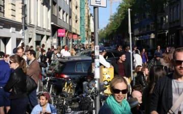 Le Tour Belgique - Open Air Galerie