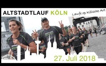 9. Altstadtlauf am 27.07.2018
