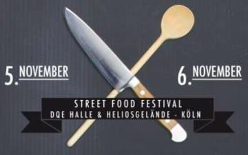 Street Food Festival auf dem Heliosgelände