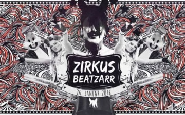 Zirkus Beatzarr im Heinz Gaul am 26.01.2018