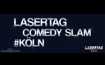 LaserTag Comedy Slam