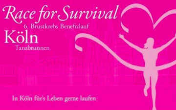 Race for Survival – 6. Brustkrebs Benefizlauf Köln