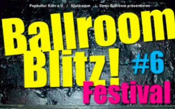 BallroomBlitz! Festival Vol.6 im Sonic Ballroom