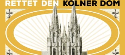 Rettet den Kölner Dom in dem neuen Real Adventure Game Dom-X