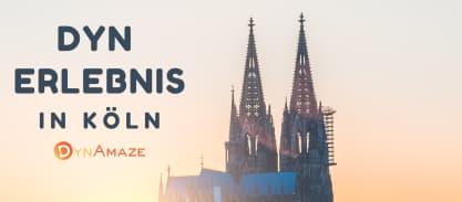 DynAmaze - Freizeitangebote in Köln