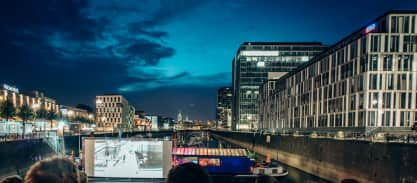 Open Air Kinos in Köln: Filme schauen unter dem Sternenhimmel