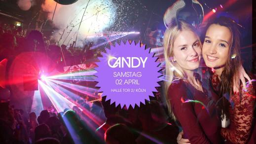 Candy Shop Cologne - Die Halle Tor 2 | Veranstaltungen Köln