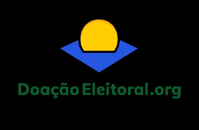 logo doação eleitoral financiamento coletivo de campanha política eleitoral