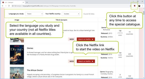 LANGUAGE HACK: Language Learning with Netflix Chrome