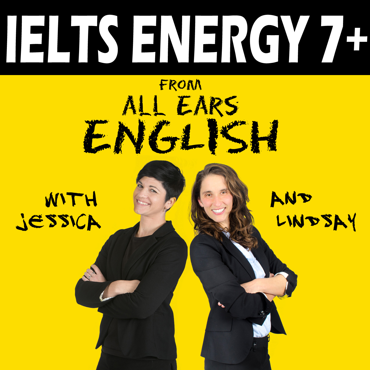 IELTS ENERGY ARTWORK