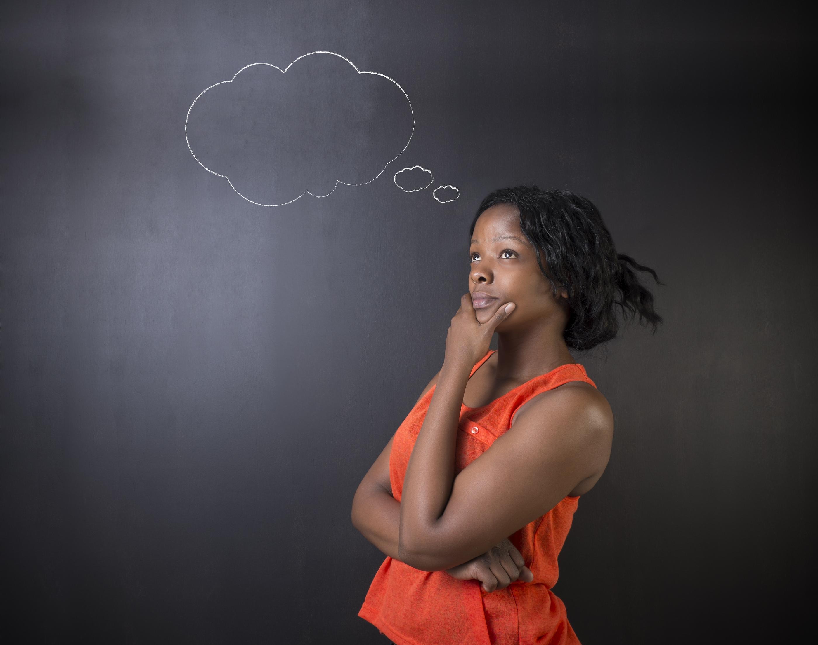 thinking teacher