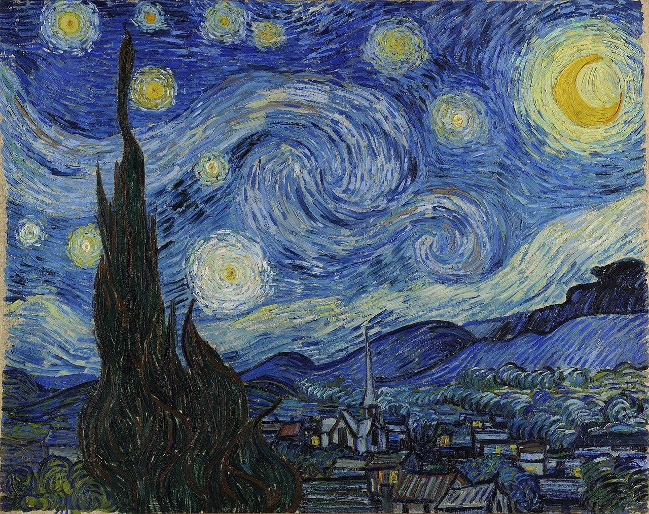¿La pintura es abstracta o representativa?