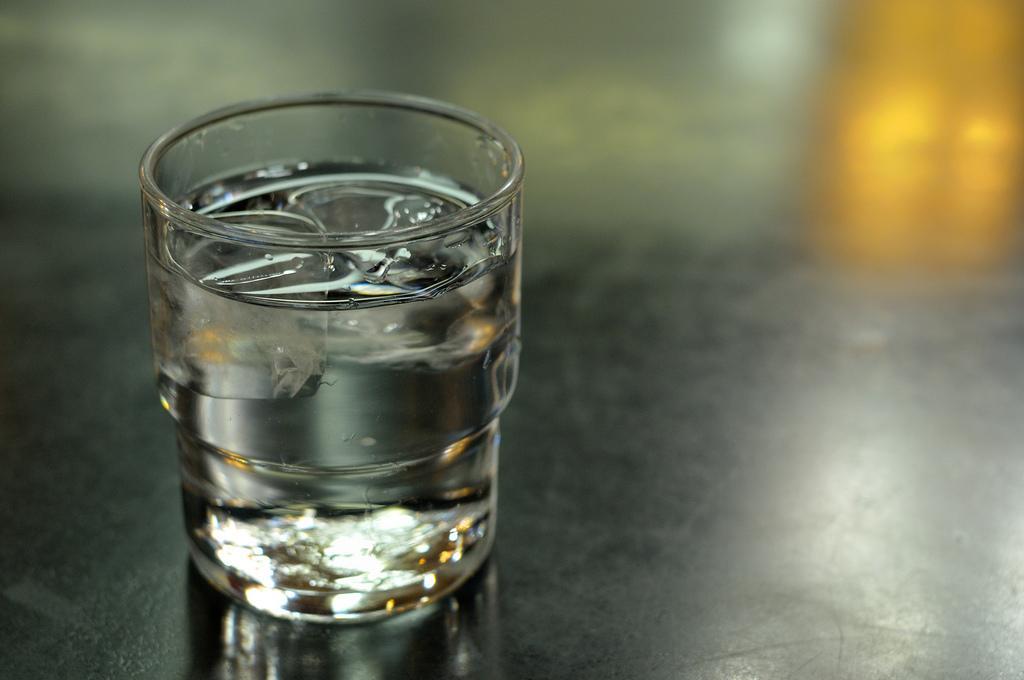 Solicita agua de grifo