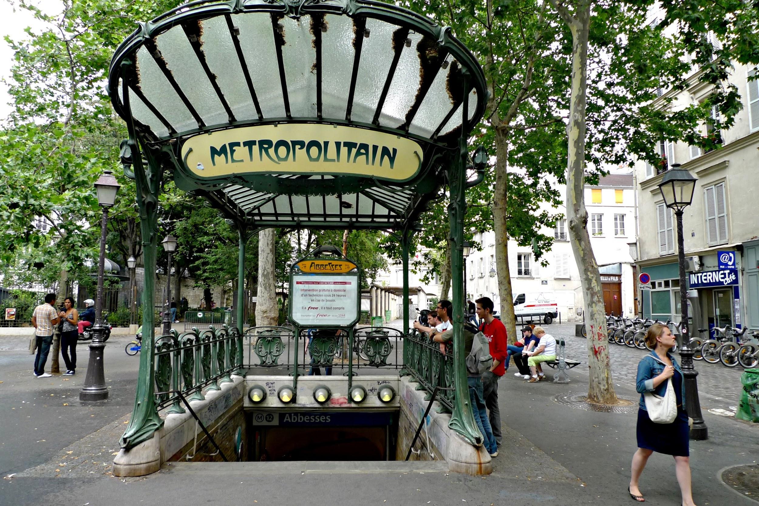 Usa el metro para moverte
