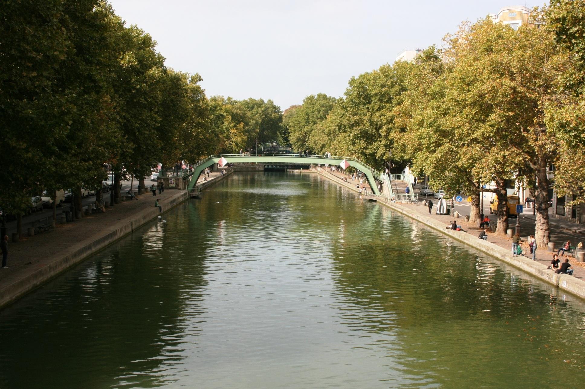 El Canal Saint Martin