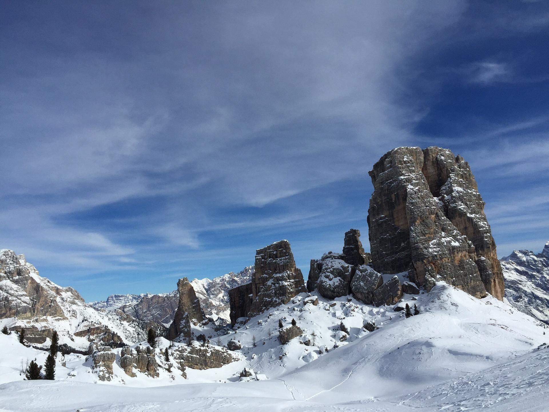 Cortina d'Ampezzo. Belluno, Italia