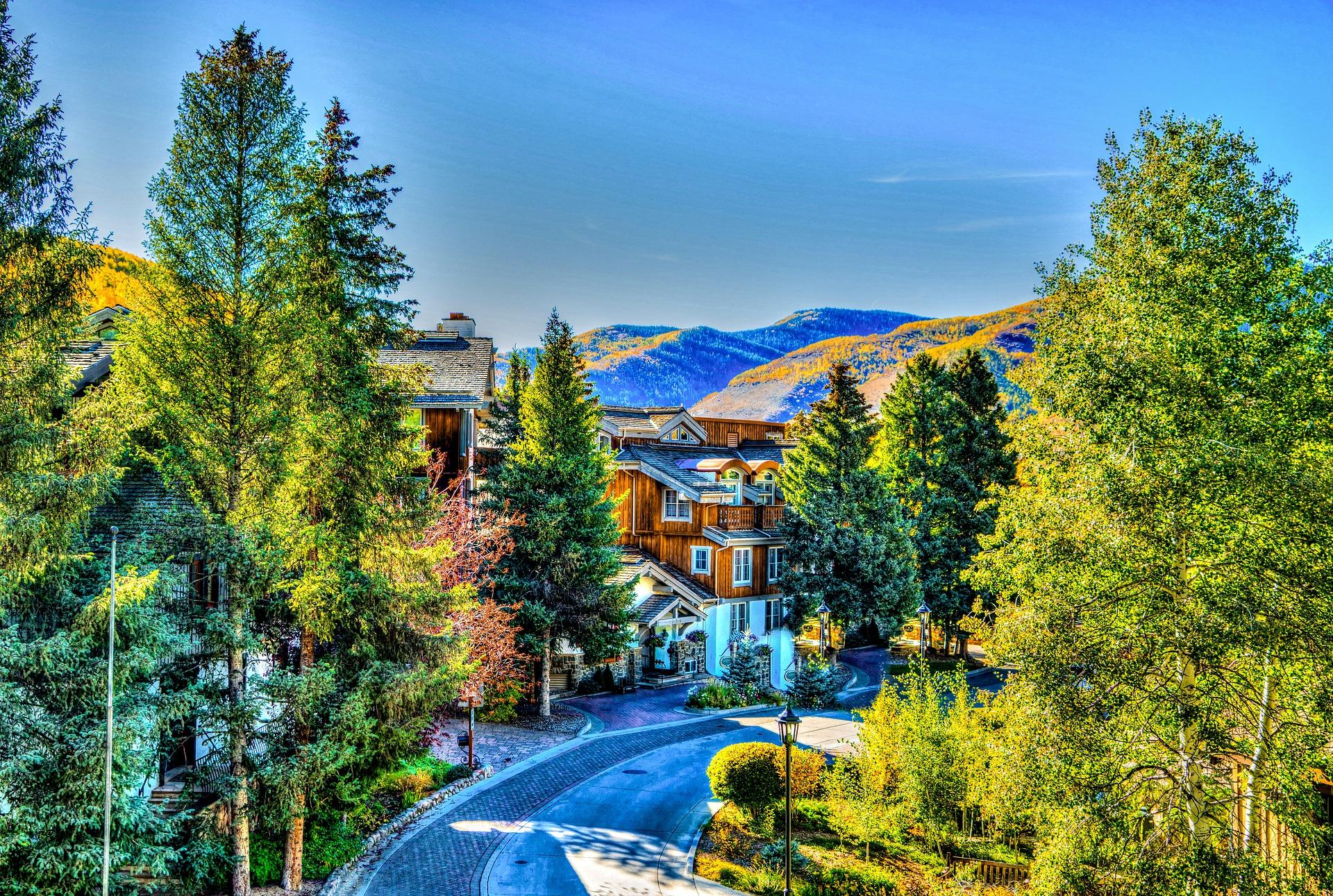 Vail. Colorado, Estados Unidos