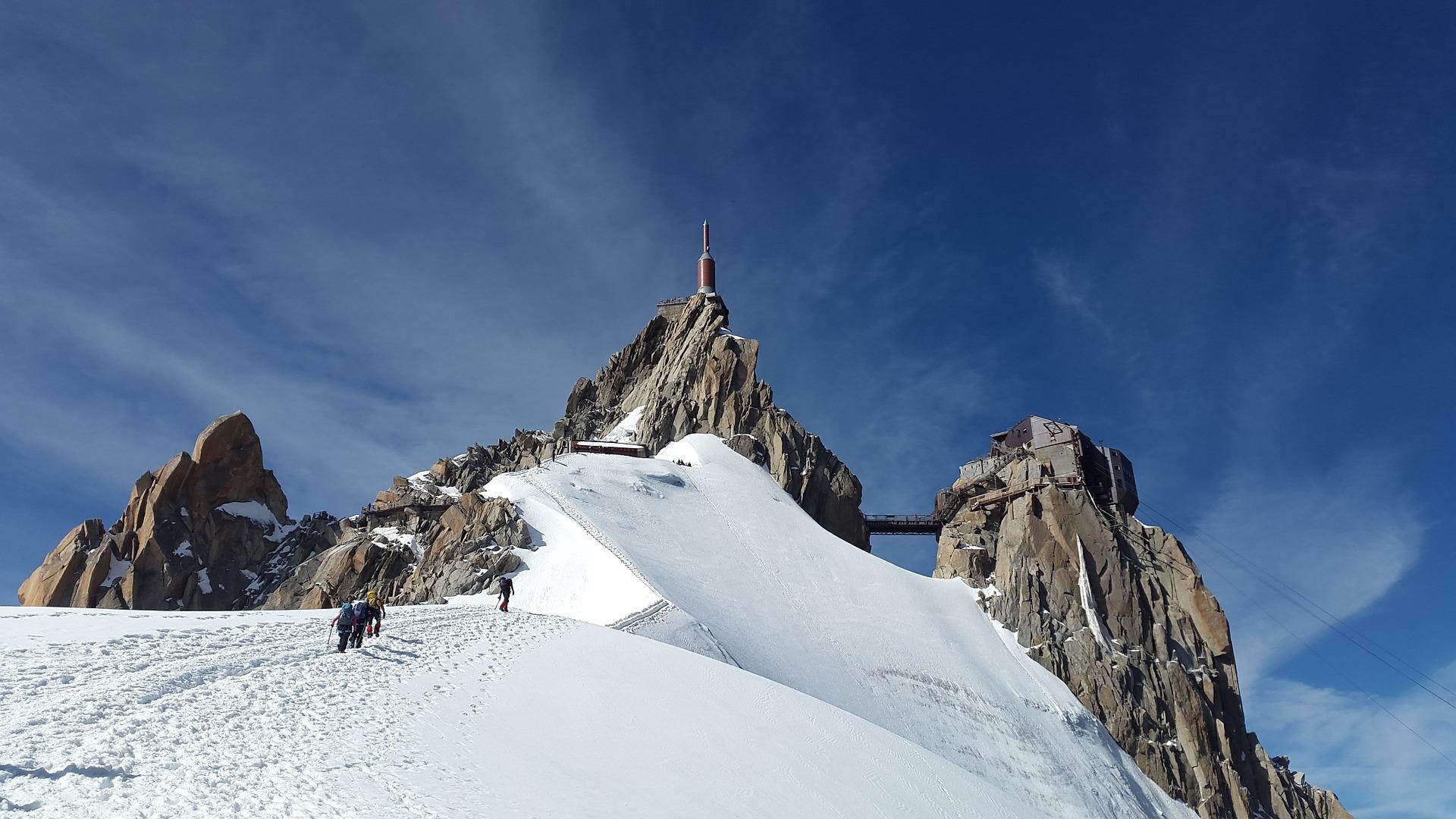 Chamonix. Auvernia-Ródano-Alpes, Francia
