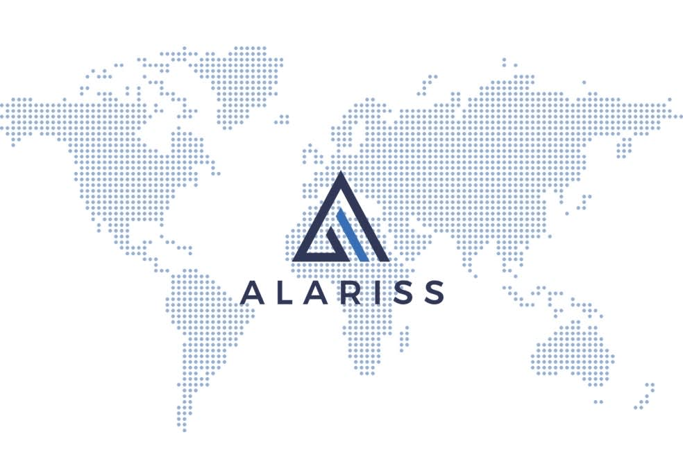 Alariss World map