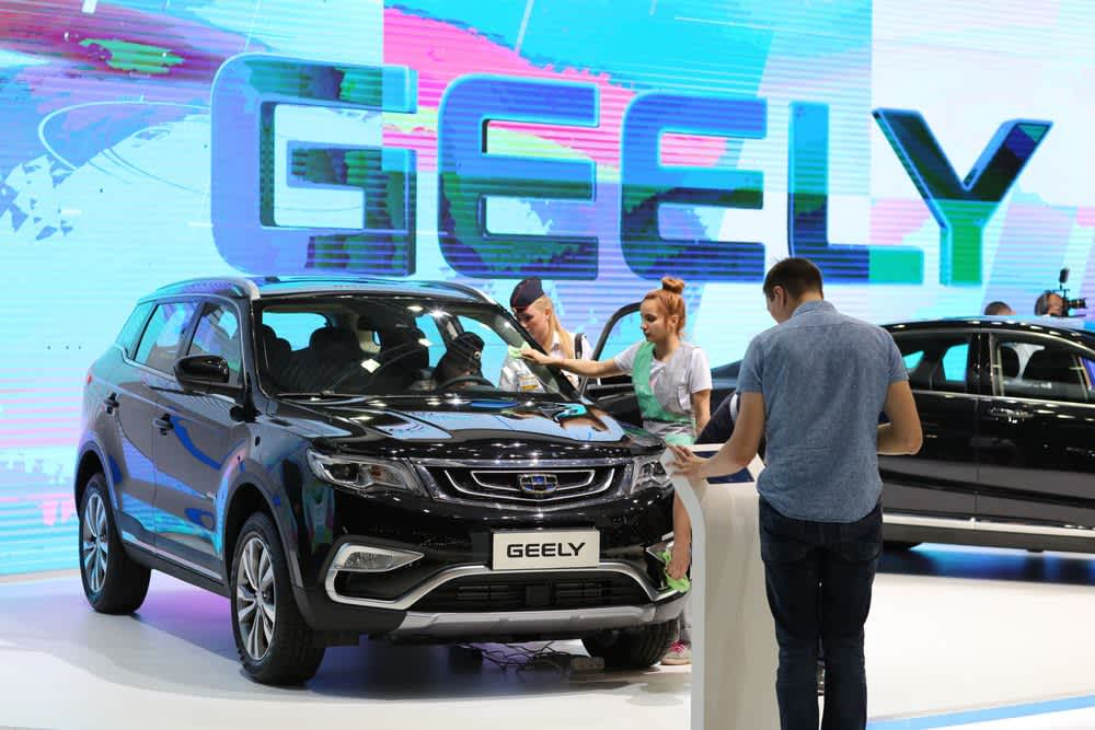 Geely Auto Group job opportunities