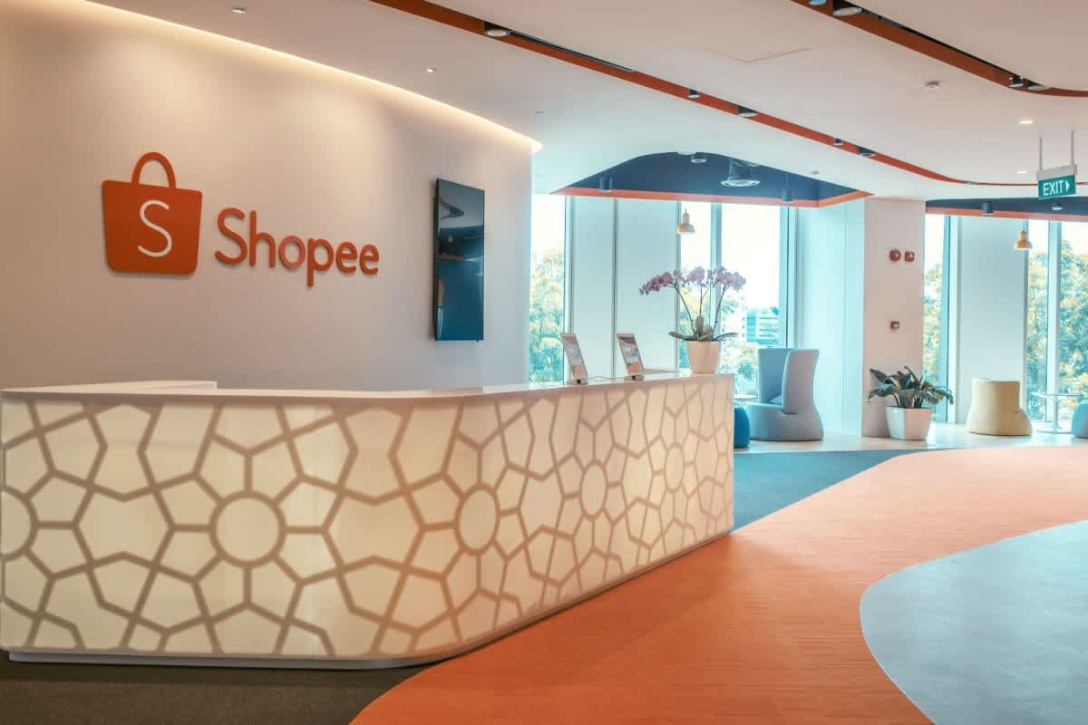 What's it like to work for Shopee
