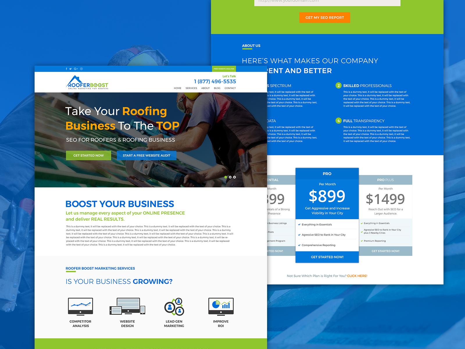 Versatile Web Graphic Designer