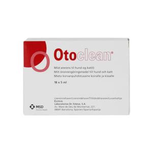 OTOCLEAN ØRERENS, 18X5 ML