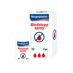 BLODSTOPPSPRAY NORGESPLASTER, 50 ML