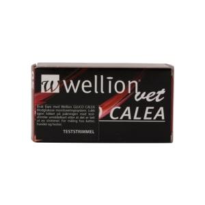 WELLION GLUCO CALEA MMOL/L GLUKOSESTRIPS, 50 STK