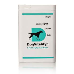 DOG VITALITY FOR LEDD, 120 TAB