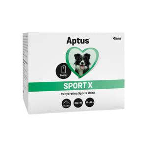 APTUS SPORT X DRIKKEPULVER, 10X25 G