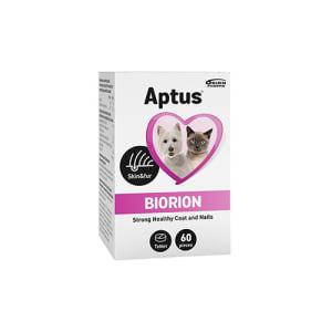 APTUS BIORION VET TAB, 60 STK
