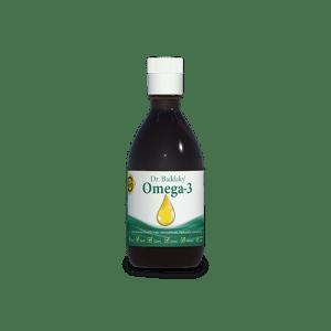 Dr. Baddakys Omega-3 Fiskeolje, 200 ml