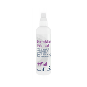 DERMALLEY OATMEAL SPRAY, 230 ML