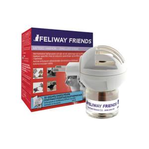 Feliway Friends m/ Diffuser, 48 ml