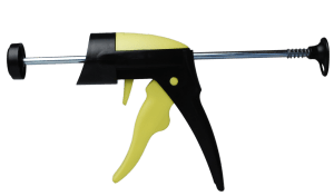 Correct Doseringspistol gul/svart, 1 stk