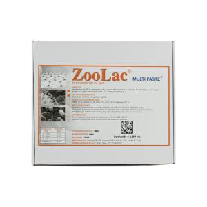 Zoolac Multipaste, 4x60 ml