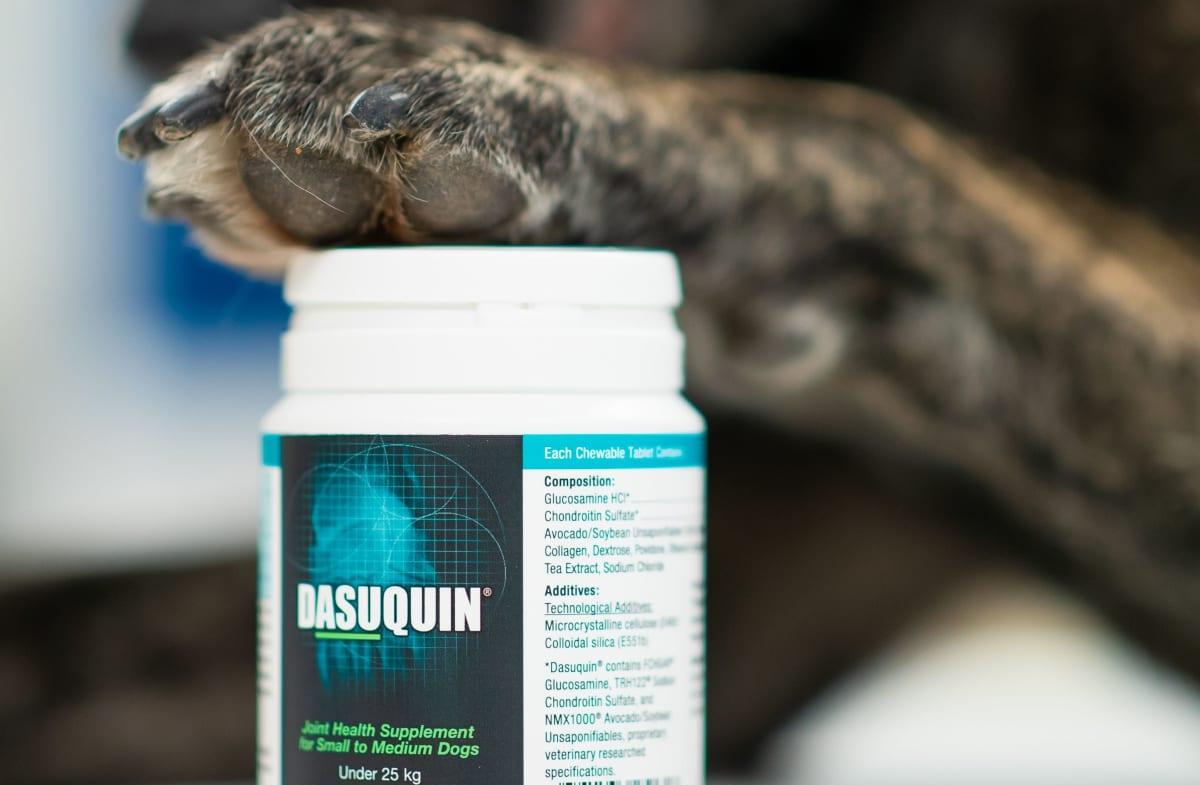 Dasuquin for stive ledd - Av VESO Apotek
