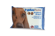 Iryplus øyevask wipes til dyr, 1x20 stk