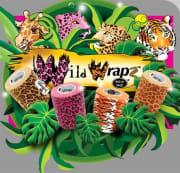 Wild wrap bandasje 10 cm, 1 stk