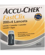 Accu-Chek Fastclix Lansett-Trommel, 204 stk