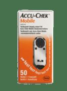 Accu-Chek Mobile Testkassett, 50 stk
