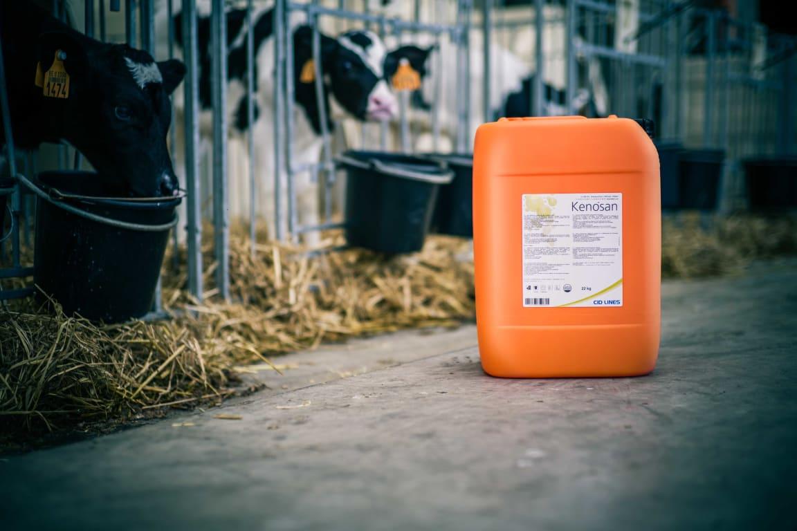 God hygiene - Nøkkelen til god økonomi og god dyrevelferd