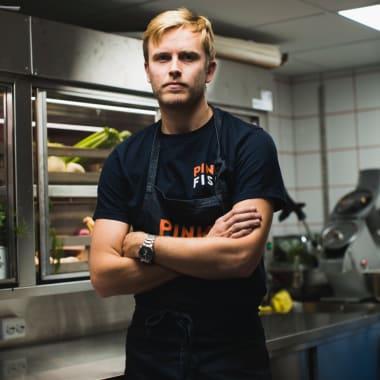 Geir Skeie – verdensmesterkokken som elsker sjømat