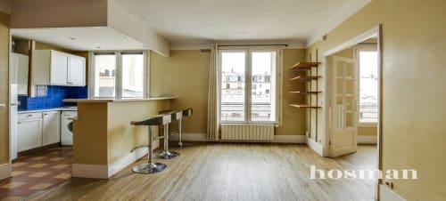 vente appartement de 34.5m² à paris