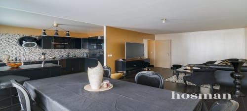 vente appartement de 68.1m² à drancy