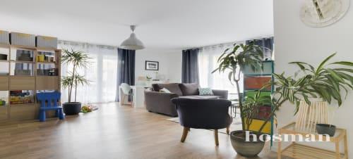 vente appartement de 72.0m² à nanterre