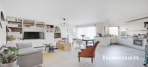 vente appartement de 63.0m² à levallois-perret